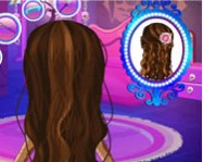 Cedar Wood makeup and hairstyles Ever After High játékok
