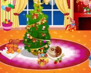 Ever After High Christmas decor room online